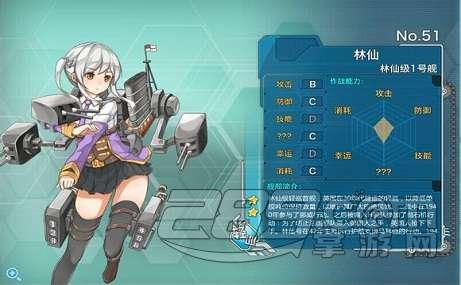 战舰少女轻巡洋舰性能分析