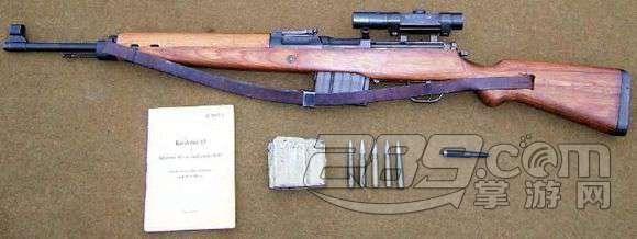 少女前線G43步槍立繪人設資料分享