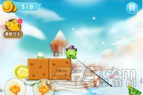旋转城堡是一款q版闯关益智游戏,在游戏中玩家需要通过重重困难,找到
