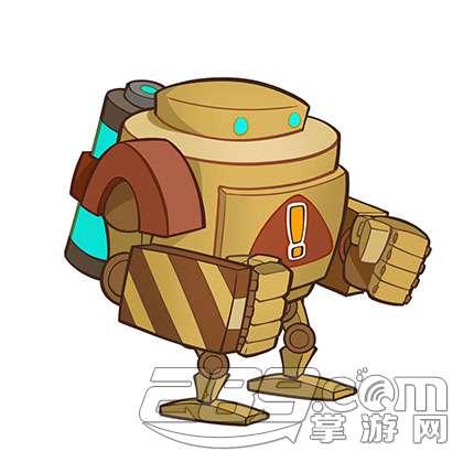 超能动物联盟敌人机器守卫怎么样