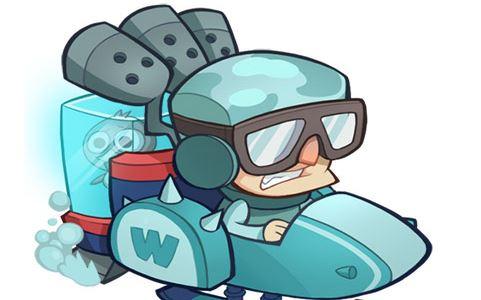 超能动物联盟敌人雪橇车怎么样