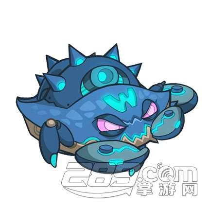 超能动物联盟敌人深海螃蟹怎么样