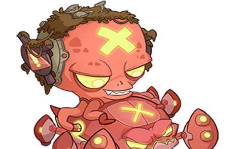 超能动物联盟敌人生化巨蟹怎么样
