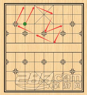新版天天象棋第72关图文攻略