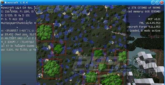 我的世界暮色森林魔法树苗怎么获得