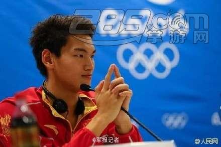 里约奥运会男子100米仰泳决赛,中国选手徐嘉余以52秒31获得亚军!图片