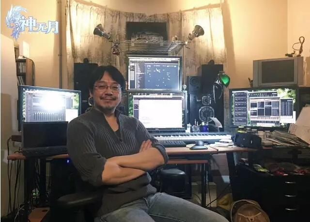 盛大游戏2017全新力作,超幻想手游《神无月》震撼首曝