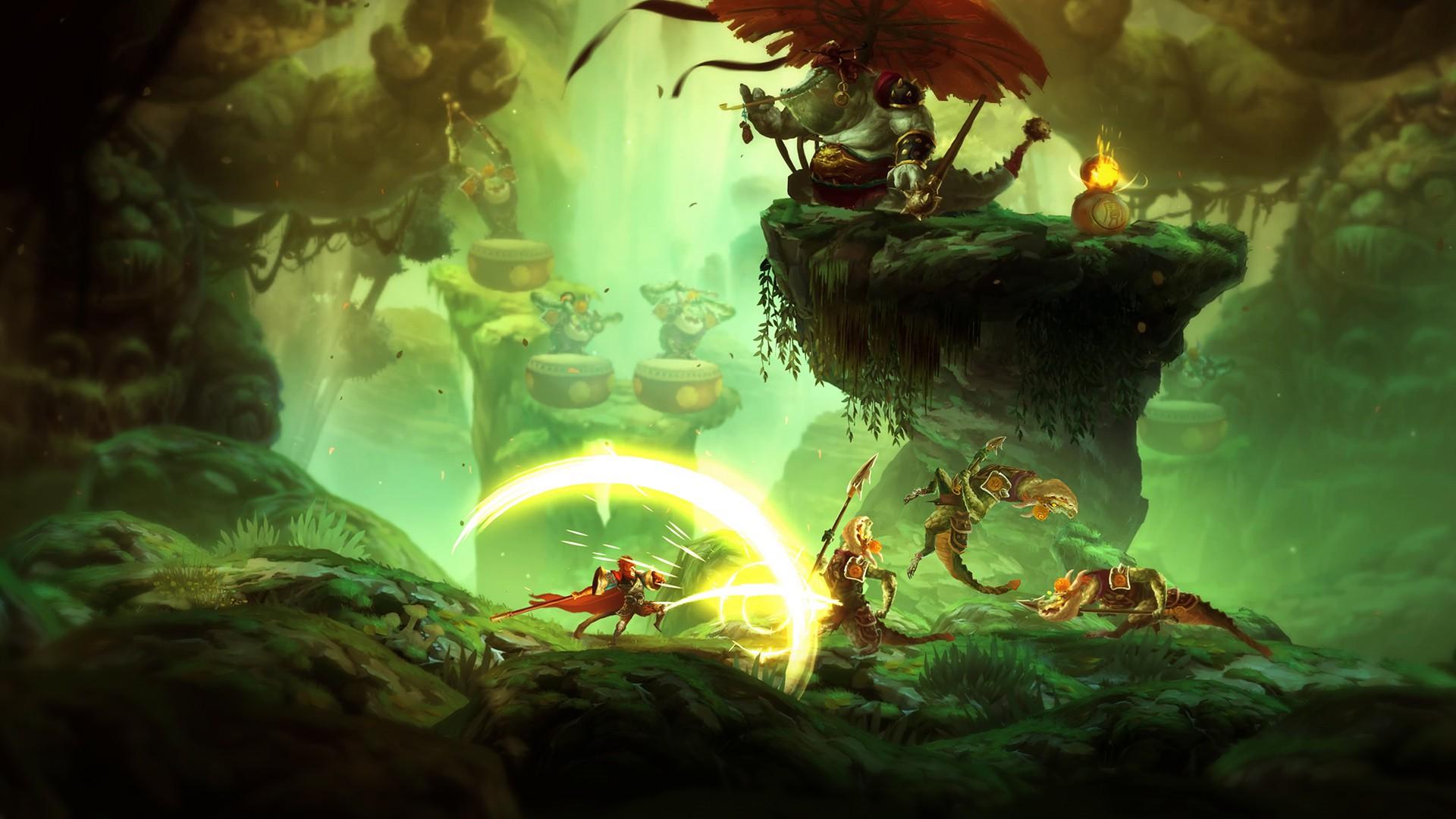 西游记游戏《非常英雄》上架Steam 支持简体中文