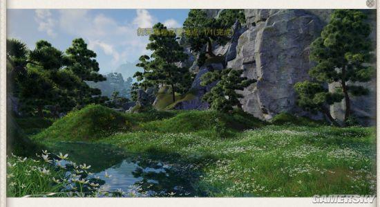剑网3重制版花朝节活动任务画图位置 江山如画风景地点分享