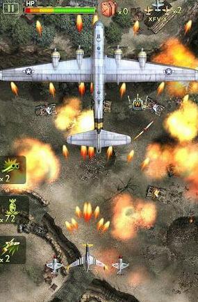 首页 单机游戏 格斗游戏 > 二战神鹰2:太平洋1942 安卓破解版