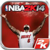 NBA 2K14免�M版