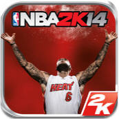 NBA 2K14免费版