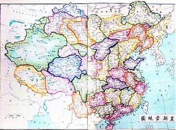 中国竖版地图高清大图图片手机版下载_289掌游网