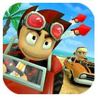 沙滩赛车竞速 无限金币钻石内购解锁破解存档v1.0.2 iPhone/iPad版