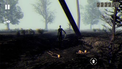 无面男:黑暗森林 slender man dark forest