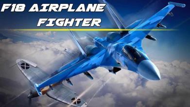游戏简介 f18飞机战斗机