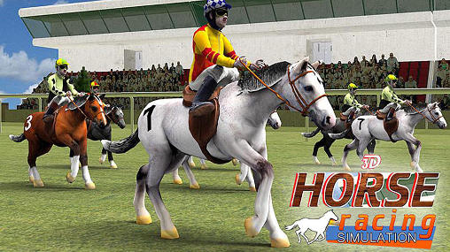 horse racing simulation 3d for android - download