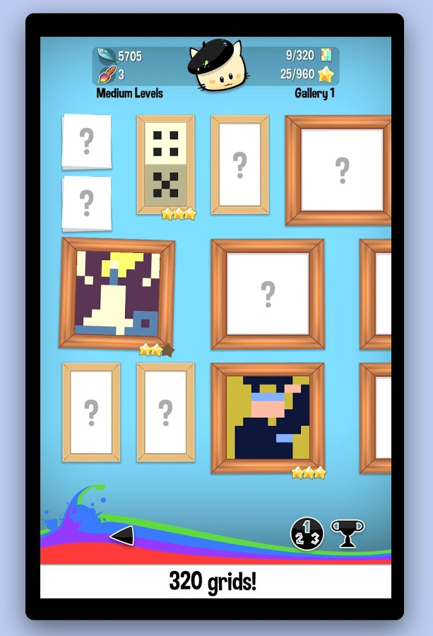绘画益智1000! 絵1000! 《绘画益智1000!》(絵1000!)是一款休闲益智使用,游戏可以帮助玩家在进行娱乐的同时,锻炼玩家的脑力,游戏玩法简单有趣,拥有丰富的关卡和难度选择,喜欢的玩家快来下载吧。... 神奇画线 Impossible Lines 神奇画线(Impossible Lines)是一个关于线条的游戏,游戏中有着各种不同摆放的篮球,从屏幕上落下来,注意使用手指来滑动屏幕,增加各种线条来阻止小球下落,玩法简单有趣,喜欢就快来下载吧。.