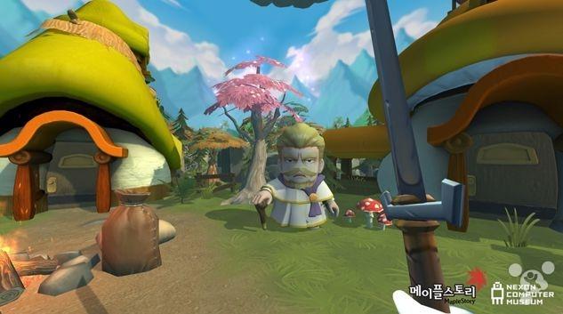 首页 vr游戏 场景体验 > 冒险岛vr v1.
