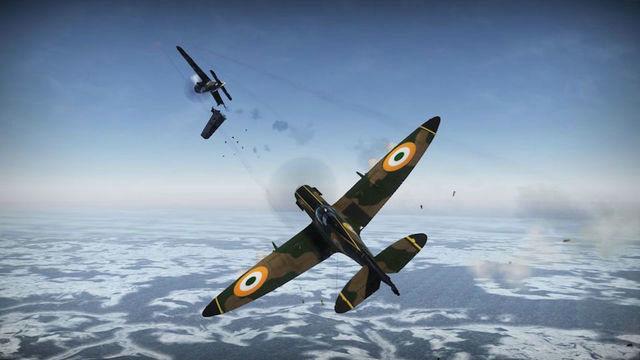 战争飞机:战斗机作战(War Planes:Fighter Combat)是一款复古风格的飞行射击游戏,虽然游戏有着模拟飞行的墨阳,但事实却是一款不折不扣的射击游戏!游戏的特色就是复古风格,各种旧时代的飞机都在这款游戏中出现,仿佛回到了二战!喜欢的玩家可以下载试玩! 由于游戏将世界观设定在了近代,因此本作登场的飞机都显得怀旧感十足。而玩家在游戏中将饰演一名战机驾驶员,驾驶着这些古老的战机,在天空中与敌人展开激烈火拼。当然游戏的战场并不只限于在空中,玩家也要时刻提防地面的袭击,不然飞机可是会被炮弹击落,从而