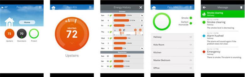 首页 智能设备 体感控制 > nest远程温控 app
