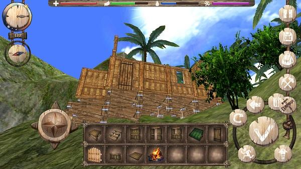 《荒岛求生:创造》是一款开放世界的生存类游戏。游戏中,玩家需要尽可能的在这个孤岛上生存下去。玩家需要多收集对自己有帮助的材料,同时用收集的材料建 造一个属于自己的家园,多多发挥自己想象建造一个别具一格的家园。游戏玩法与其他生存类游戏基本相同,喜欢生存游戏的玩家可以试试这款游戏哦。