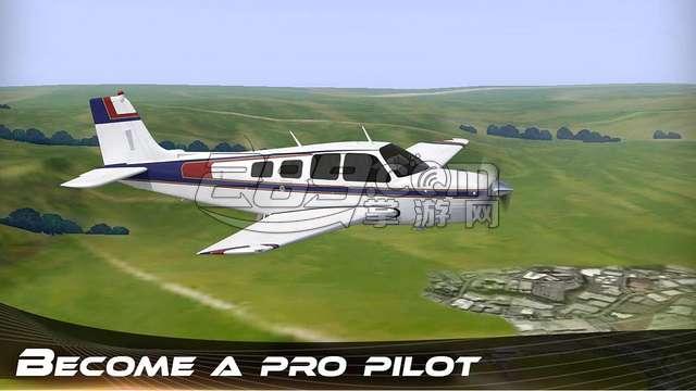 飞机飞行模拟器vr手游官网