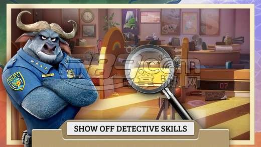 疯狂动物城犯罪档案:隐藏对象全部证据解锁版下载