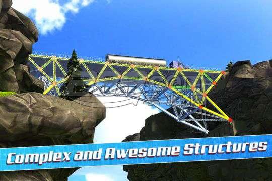 桥梁设计师 bridge construction simulator