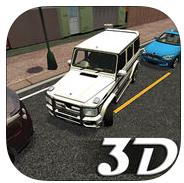3D停车场模拟器