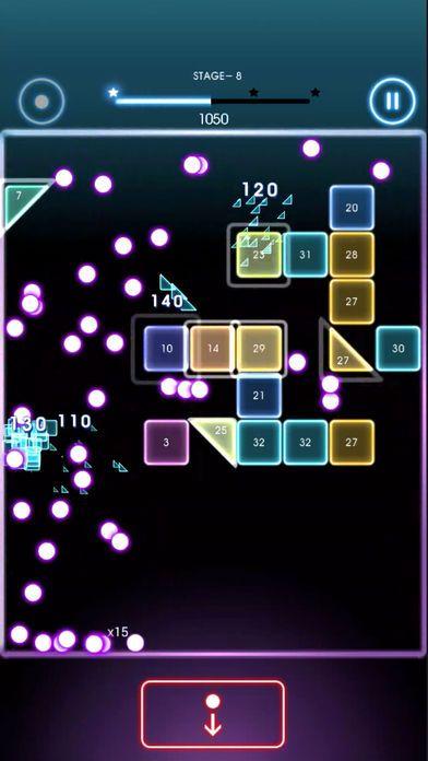 破坏砖块冒险ios版 v1.0