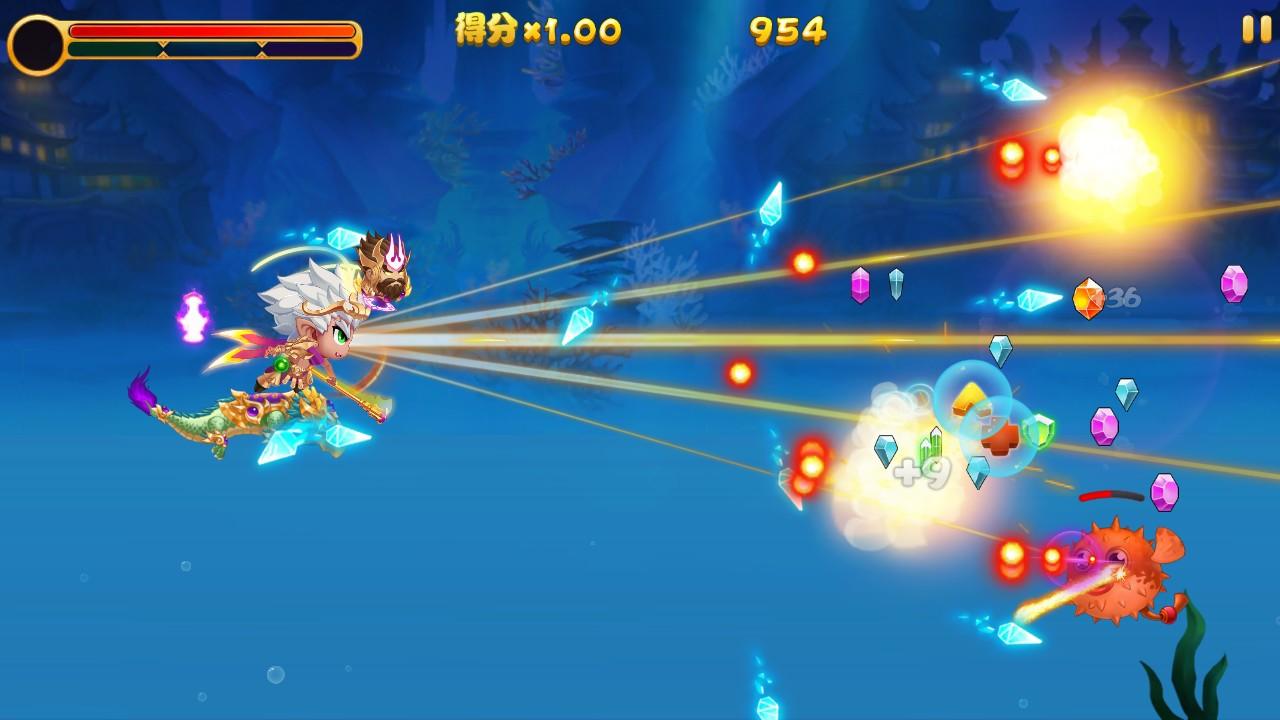 飞翔吧悟空4折游戏福利版 v1.9.503