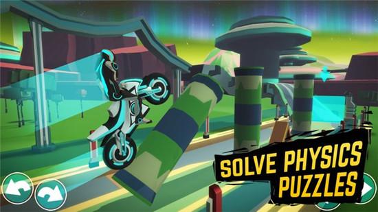 超级摩托车游戏汉化版