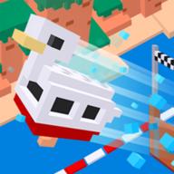 酷�w冒�U(Crashy Boats)中文版v1.1.1安卓版