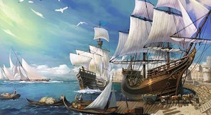 轮船驾驶模拟手机游戏合集